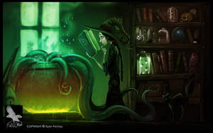 Spell Bound by firecrow78
