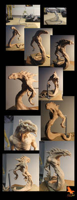 Maquette Work in Progress