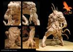 Creature Design Detail