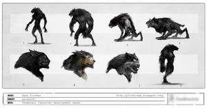 werewolf Worksheet WEB
