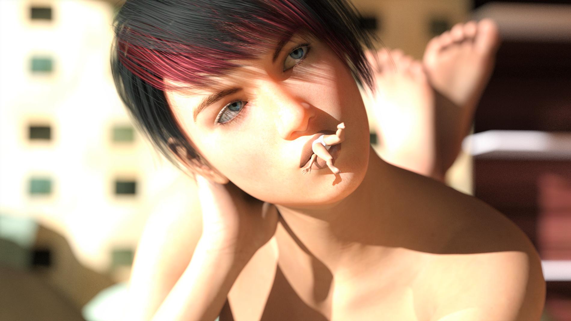 Giantess 3d ResizeMe!