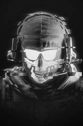 COD - Ghost by Pr0metheus-RF