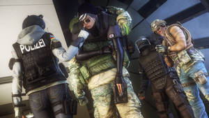 R6:Siege - After the match