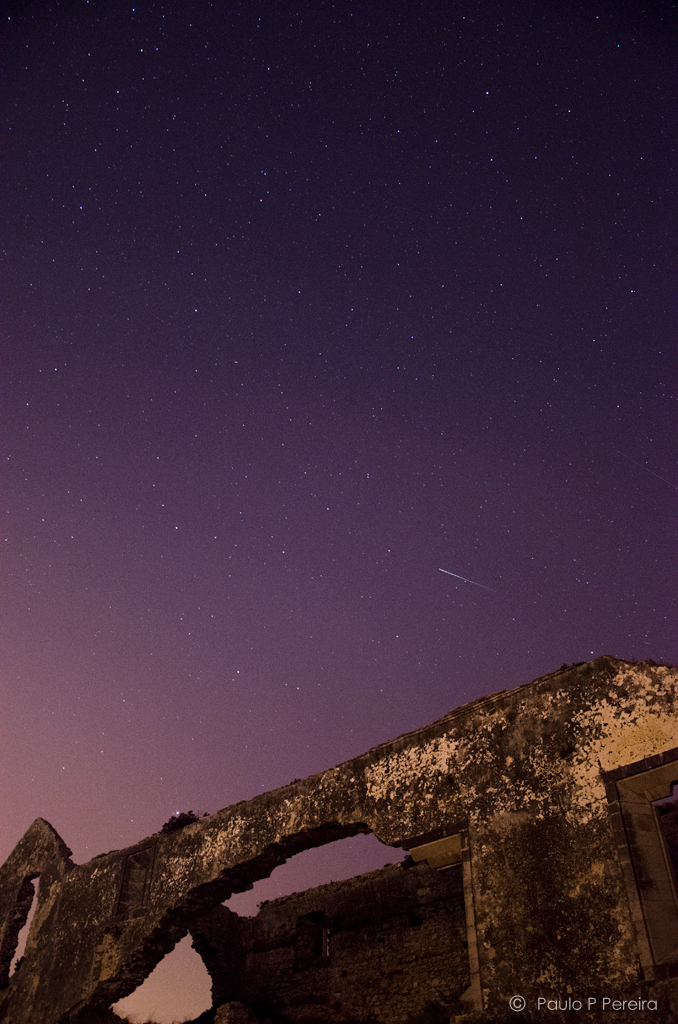 Perseids Meteor Shower 2013 by PauloPPereira