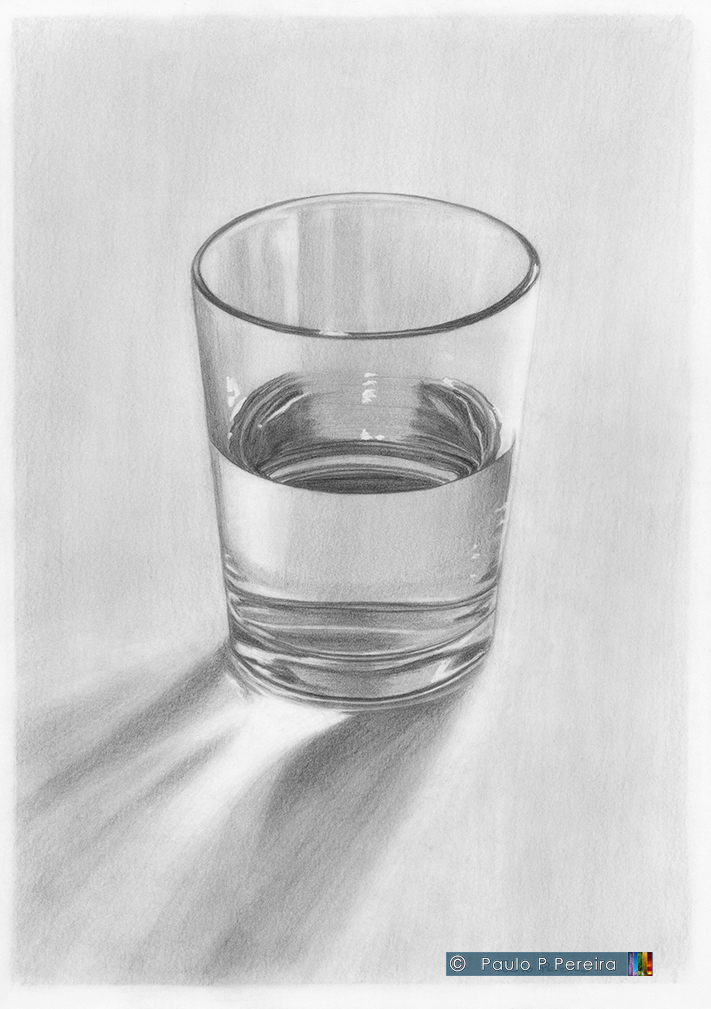 Water glass drawing images galleries for Water glass images