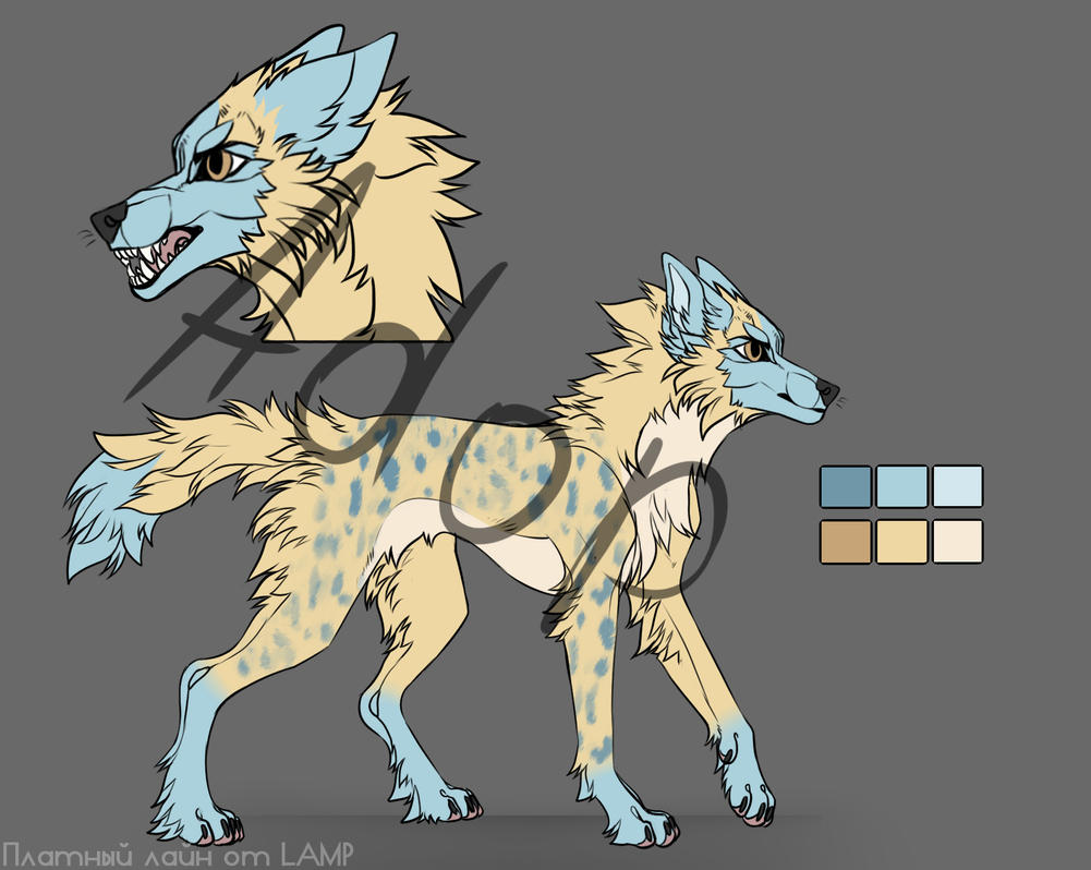 Adoptable (design for sale) by Akvan2000