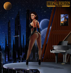 The Singer: Serina Delissania by Davidroman30
