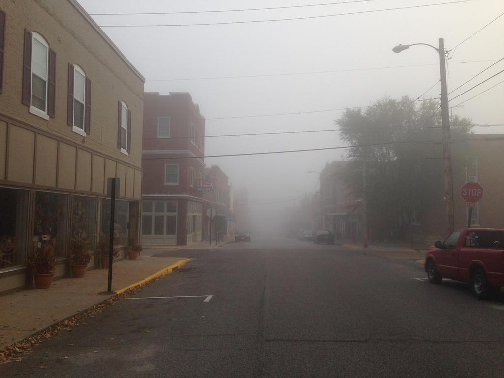 The Fog by Neko-Jake