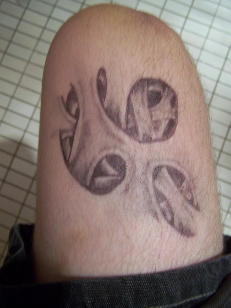 Sharpie tattoo 2 by grimm mime on deviantart for Sharpie tattoo designs