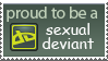 Sexual Deviant by zharth