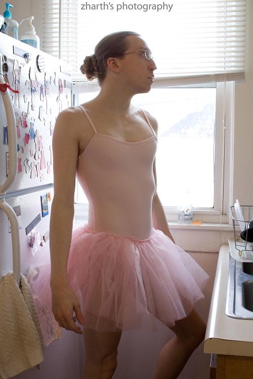 Ballerina by zharth