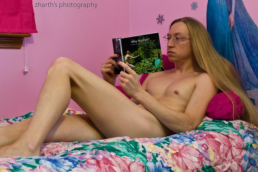 Why Nudism? by zharth