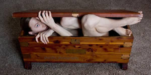 Old Chest by zharth