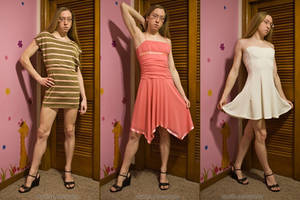 Skirts (Three Different Ones) by zharth