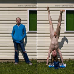 The Perils (or Joys) of Handstanding [3/3] by zharth
