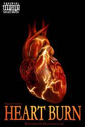Heart Burn Cover by R2ninjaturtle