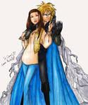 Labyrinth Jareth and Sarah