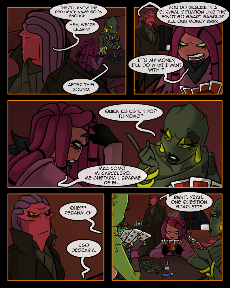 Heart Burn Ch10 Page 5 by R2ninjaturtle