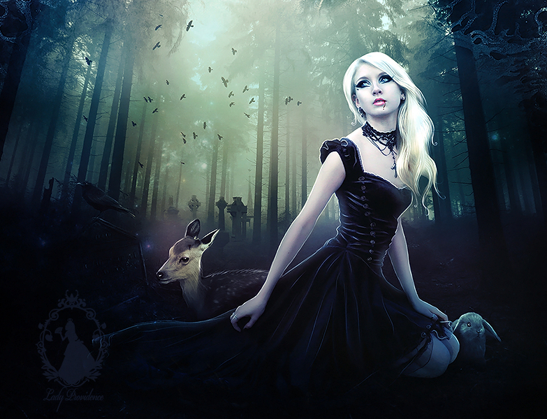Dark Feelings II by LadyProvidence