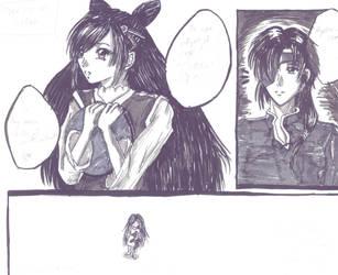 SnL - Ageha and Yuu-Lee by Kumonome