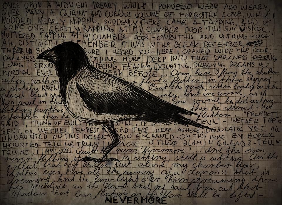 The Raven by Chukapix