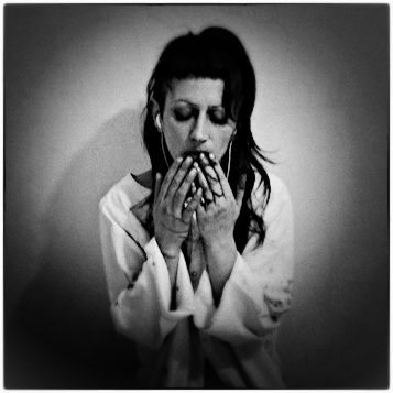 Silence by MaryLugosi