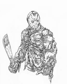 Friday the 13th Part 7 Jason