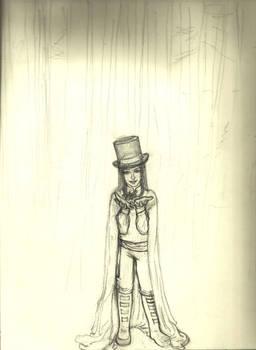Santiago sketch