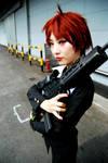Secret Agent Meiko by PiccsyCrumples