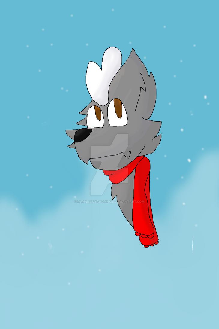 Wolf by purpleguyandpinkie