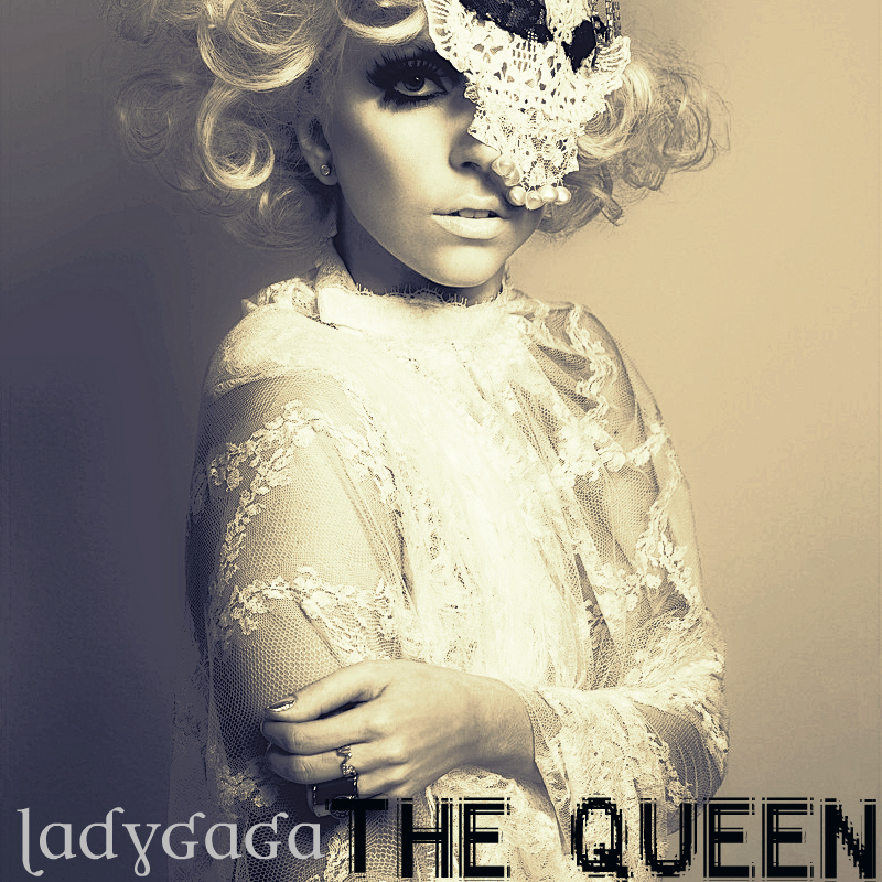 Survivor >> The Best Song of Mother Monster | Ganadora: Scheiße - Página 15 Lady_gaga_the_queen_cover_by_johnnyavellan-d3hkfs9