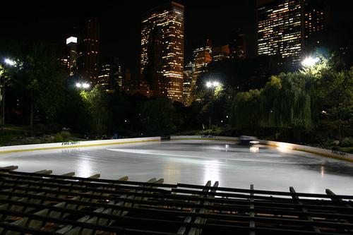 Ice Rink. by jon3782001