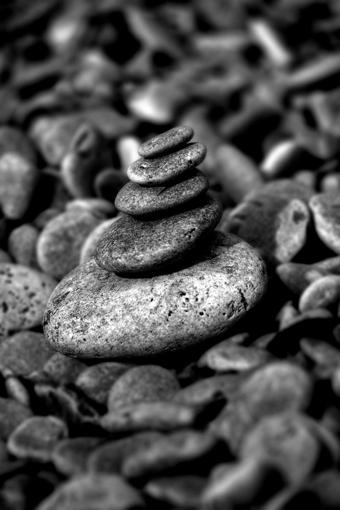 Like pebbles on a beach... by jon3782001
