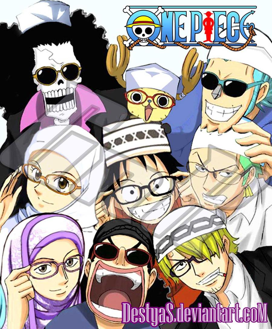 One Piece Islamic Version By Destyas