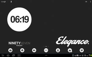 Elegance - Black