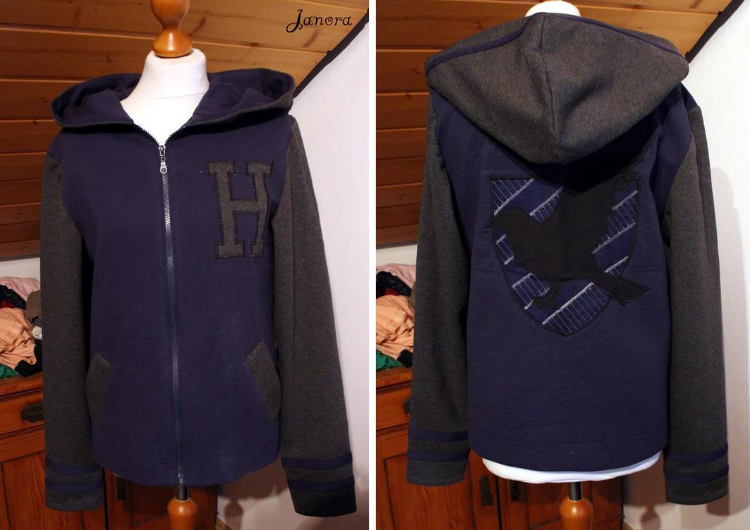 Ravenclaw jacket by janora00