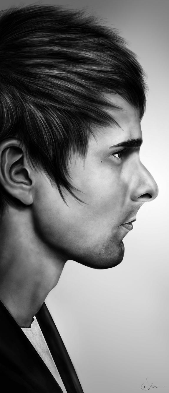 + Matt Bellamy + by sven-werren