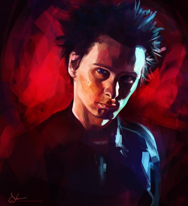 Matthew Bellamy Portrait by sven-werren