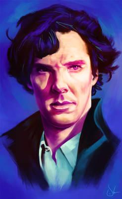 Sherlock - Benedict Cumberbatch