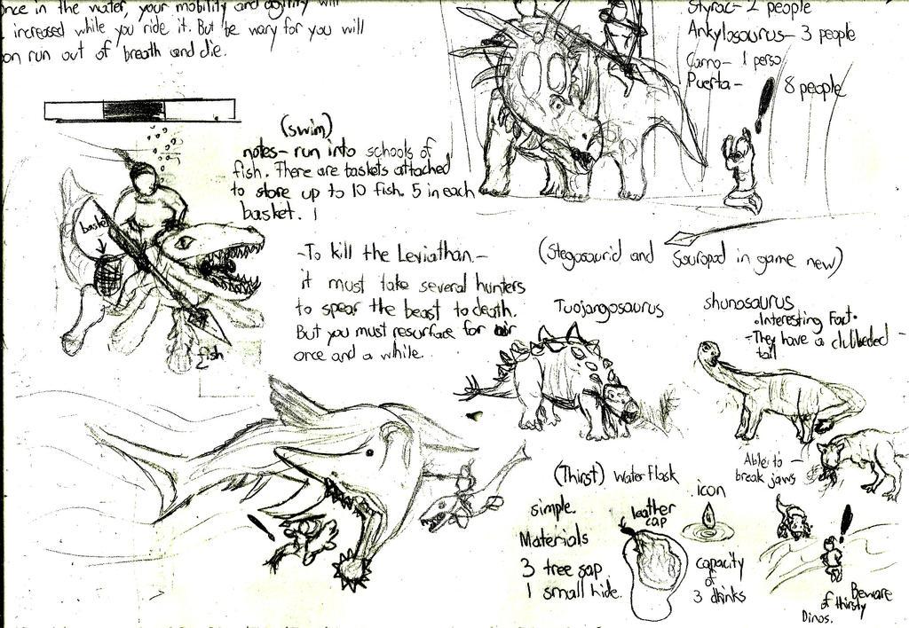 More TSL Ideas part 2 by TheWulfofAwe