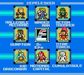 Epelesker's Toons by Kistulot