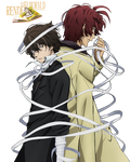 Render#18 - Bungou Stray Dogs