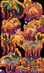 14 FREE creature adoptables CLOSED