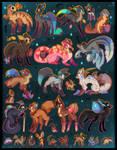 28 FREE creature adoptables CLOSED
