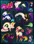 14 free creature adoptables - Closed