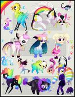 15 free creature adoptables- OPEN