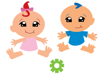 Team Umizoomi Babies by ChameleonCove