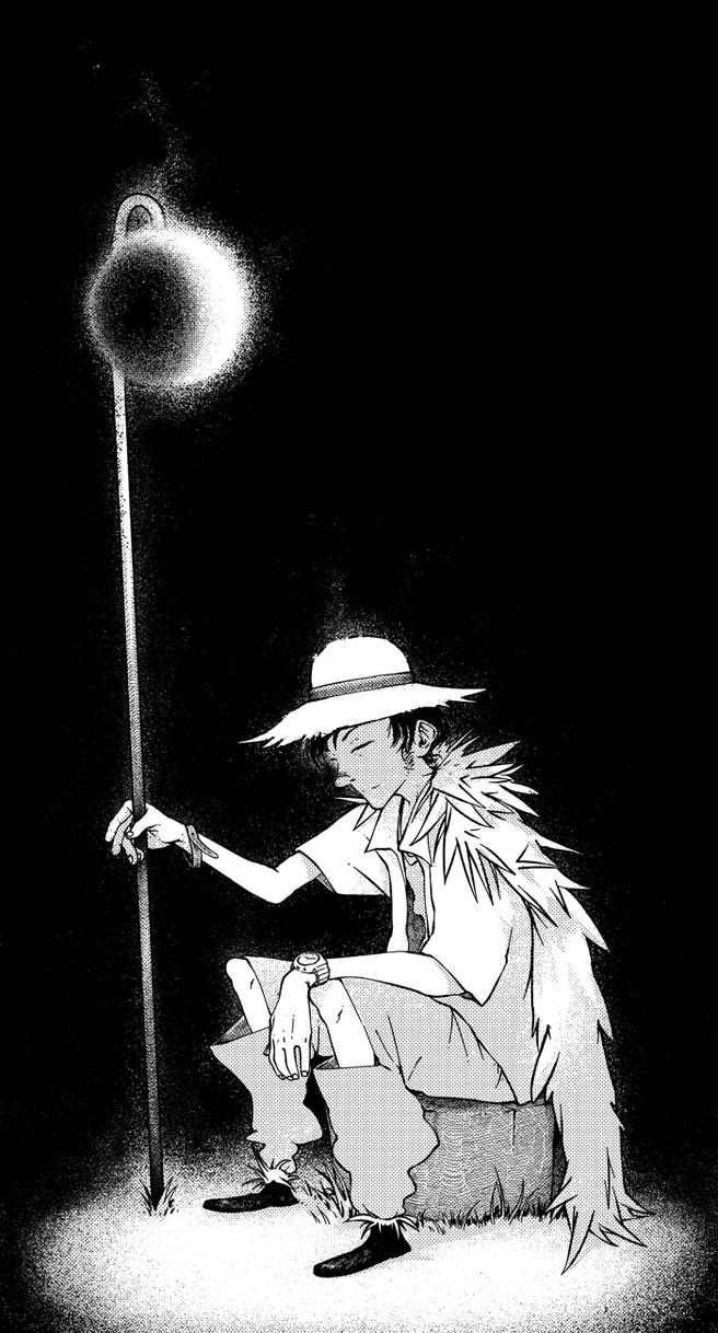 Scarecrow by ORO8ORO