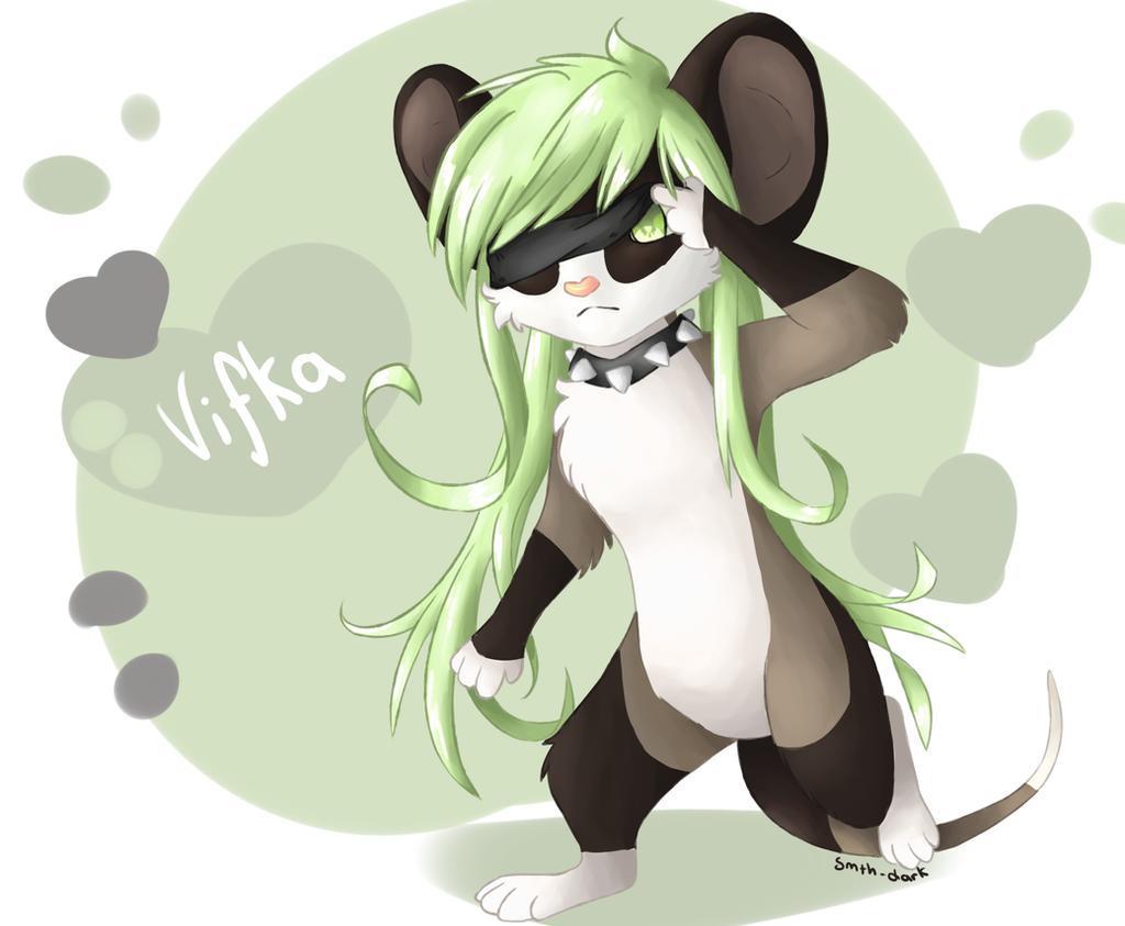 Transformice - Vifka by smthdark
