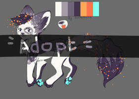 Cat Adopt Auction CLOSED by smthdark